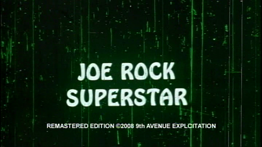 csk2a Shaun Costello   Joe Rock Superstar (1973)