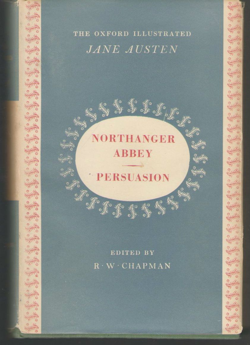 Northanger Abbey OXFORD, Austen, Jane; Sadler, Michael (intro.)