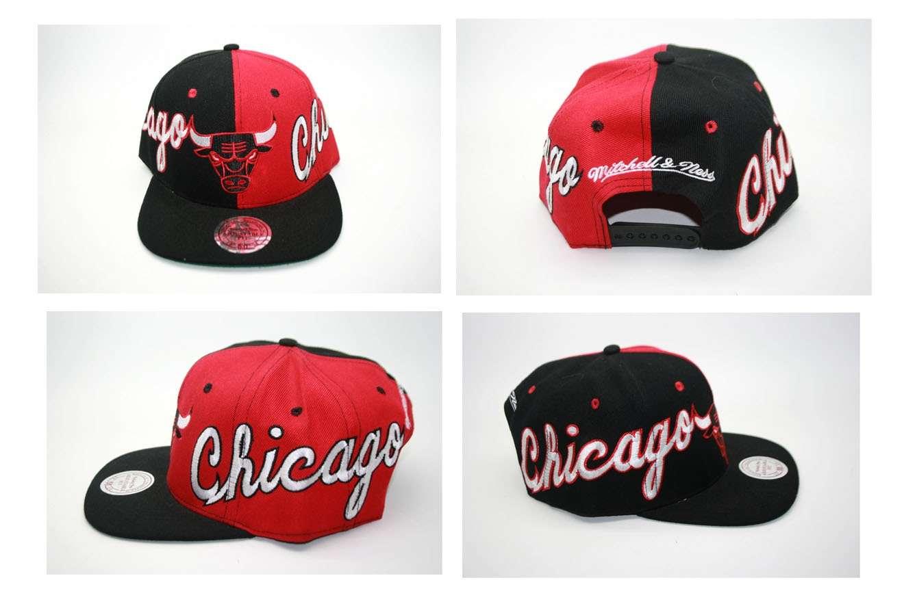 Gorras Chicago Bulls New Era Mitchel Ness Snapback Bfn Pictures
