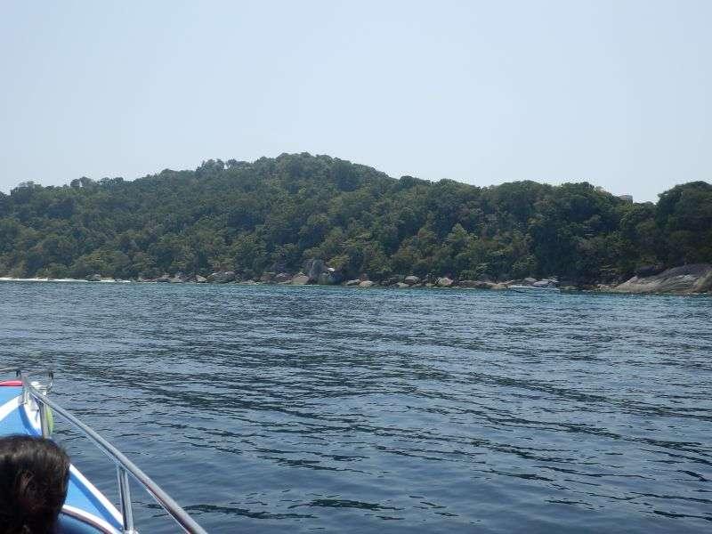 Schnorchelgebiet Insel Nummer 7