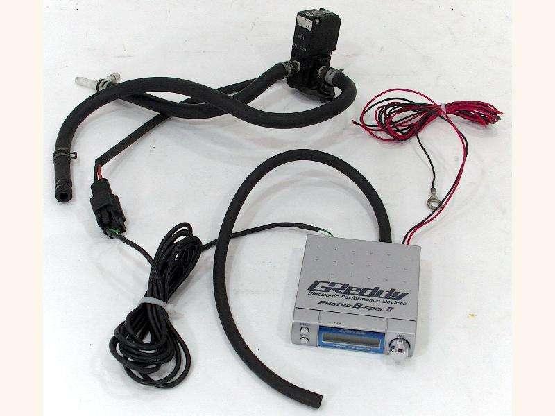 Greddy Profec B2 B 2 II Boost controller Civic CRX Turbo S14 R32