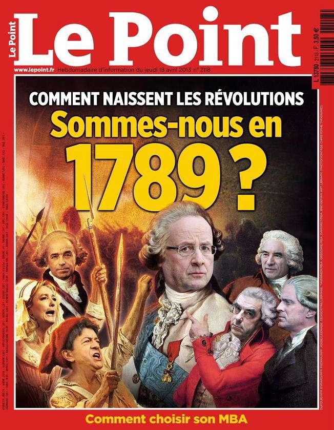 Le Point N°2118 du 18 au 24 Avril 2013