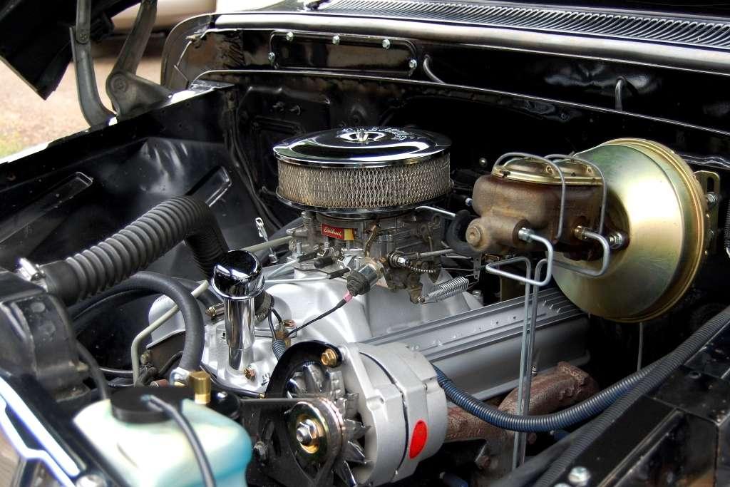 Solenoid on 1972 Chevy 350 Vacuum Lines Diagram
