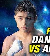 Daniel Rosas vs Juan Alberto Rosas